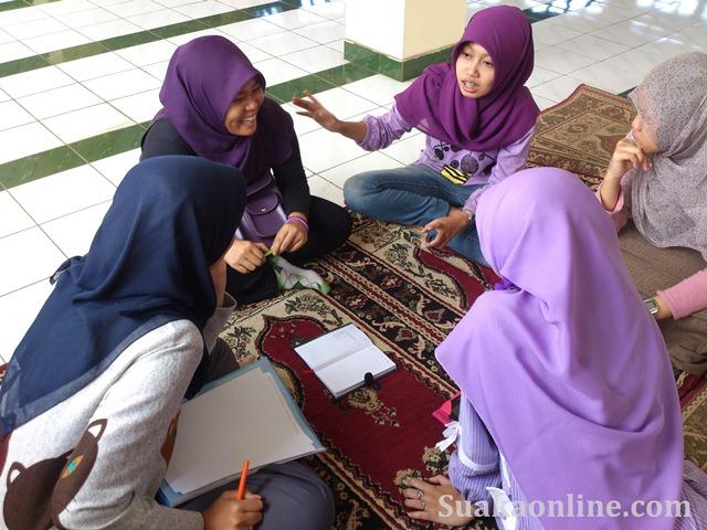 Konseling Kelompok. Lubi Nurzaman Magang