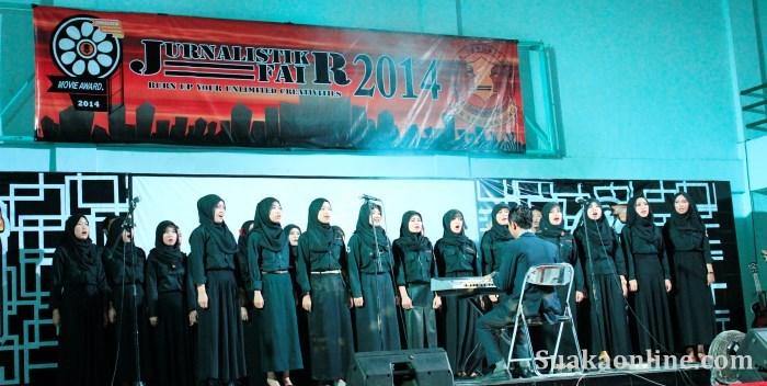 Jurnalistik Fair 2014