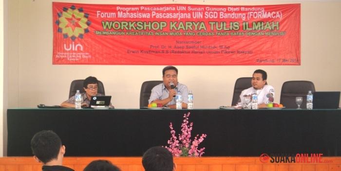 Workshop Karya Tulis Ilmiah