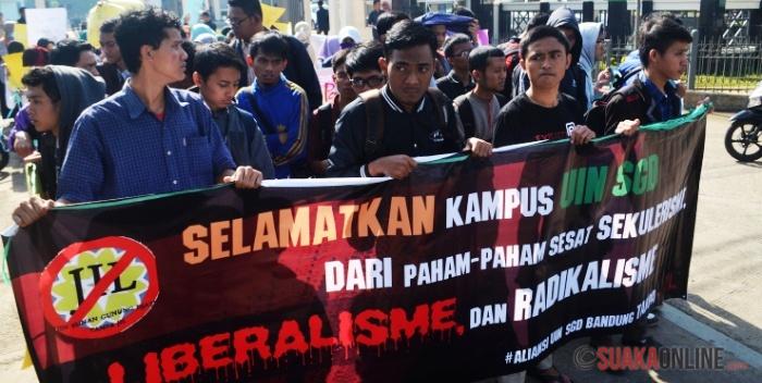 Aliansi UIN SGD Bandung Tanpa JIL