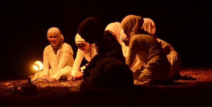 Pementasan Sick-Lus Teater Awal