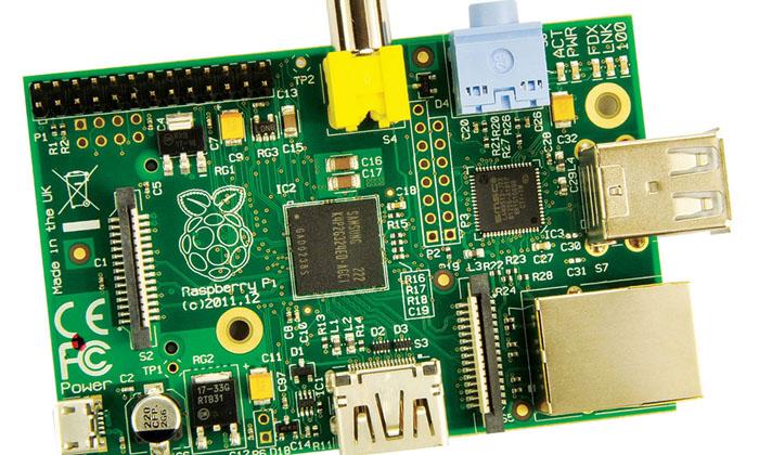 Micro prosesor Raspberry Pi
