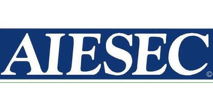Logo AIESEC. Dok Internet