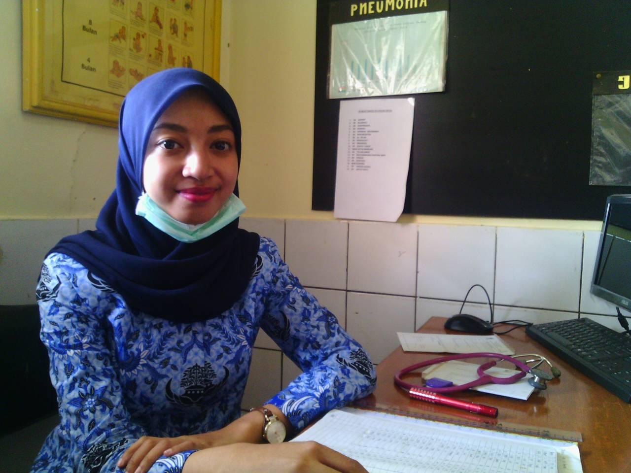 , tempat dimana dokter Rahmi bertugas ( Vida Fatimah Alatas /Magang)