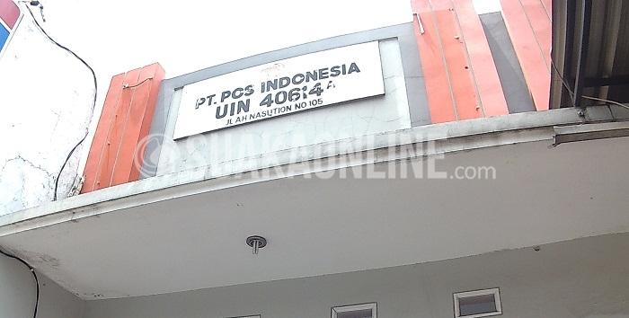 Kantor Pos cabang UIN Bandung pindah dari kawasan kampus UIN SGD Bandung, Selasa (1/3/2016). (Muhammad Ade Noveryza / Magang)
