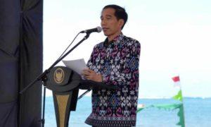 Presiden Republik Indonesia Joko Widodo (Dok. Net)