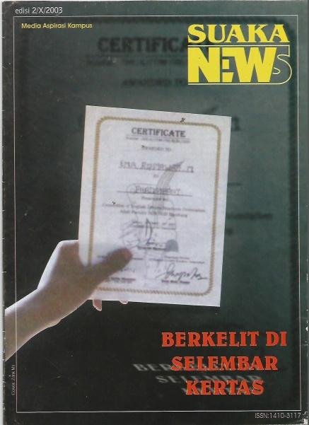 suaka-news-edisi-2-x-2003